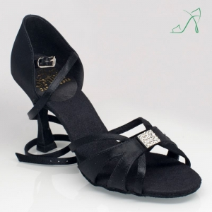 889 Tropic Black Satin UF