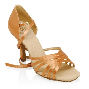 H866-X Dion Xtra Light Tan Satin