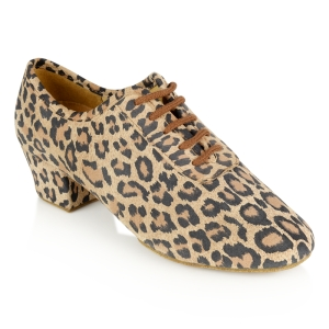 415 Solstice Leopard Print Leather