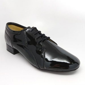340 Ice Black Patent
