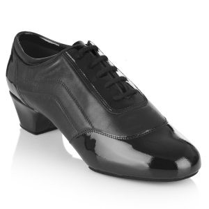 465 Halo Black Patent & Leather
